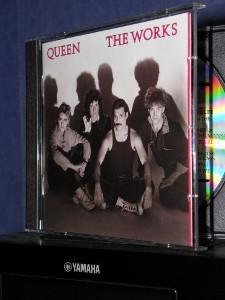queen the works