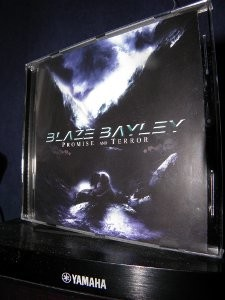 blaze bayley promise and terror