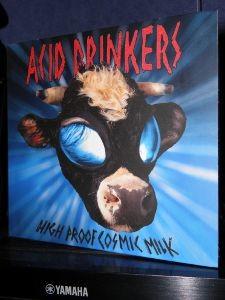 acid drinkers high proof cosmic milk