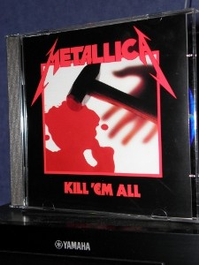 metallica killem all