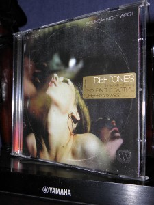 deftones saturday night wrist