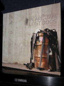 pearl jam lost dogs