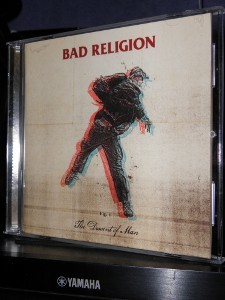 bad religion the dissent of men