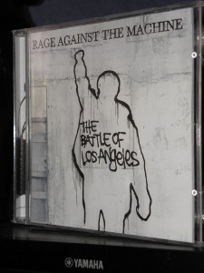 the battle of los angeles rage against the machine