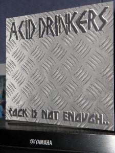 acid drinkers rock is not enough