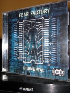 fear factory digimortal