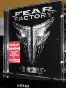 fear factory industrialist