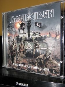 iron maiden matter of life and death