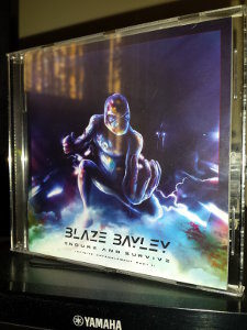 blaze bayley endure and survive